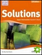 OUP English Learning and Teaching Maturita Solutions Upper-intermediate Student's Book Czech Edition (2nd Edition)