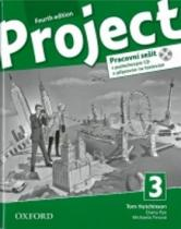 Oxford University Press Project Fourth Edition 3 Pracovní sešit
