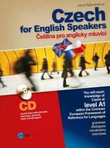 COMPUTER PRESS Czech for English Speakers + CD