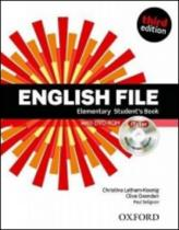 OUP English Learning and Teaching English File Elementary Student´s Book + iTutor DVD-ROM Czech Edition