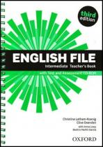 OUP English Learning and Teaching English File Intermediate Teacher´s Book with Test and Assessment CD-ROM