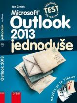 COMPUTER PRESS Microsoft Outlook 2013 Jednoduše