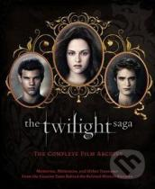 Stephenie Meyer: The Twilight Saga: The Complete Film Archive