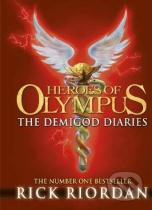 Rick Riordan: Heroes of Olympus: The Demigod Diaries
