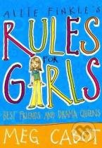 Meg Cabot: Allie Finkle's Rules for Girls: Best Friends and Drama Queens