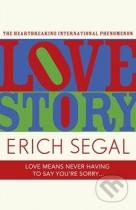 Erich Segal: Love Story