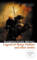 Washingtone Irving: The Legend of Sleepy Hollow and Other Stories