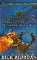 Rick Riordan: Heroes of Olympus: The Mark of Athena