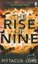Pittacus Lore: The Rise of Nine