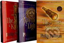 Philip Pullman: Northern Lights, The Subtle Knife, The Amber Spyglass