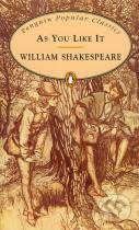 William Shakespeare: As You Like It