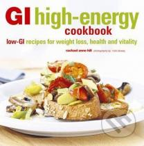 Rachael Anne Hill: GI High-energy Cookbook