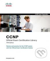 Brent Stewart, Dave Hucaby, Brian Morgan, Neil Lovering, Amir Ranjbar: CCNP Official Exam Certification Library, Fifth edition