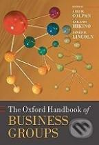 Asli M. Colpan, Takashi Hikino, James R. Lincoln: The Oxford Handbook of Business Groups