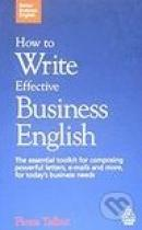 Fiona Talbot: How to Write Effective Business English