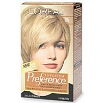 LORÉAL PREFERENCE Recital 8 CALIFORNIE
