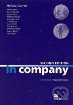 Teacher's Book (Second edition): In Company - Elementary