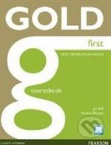 Jan Bell: Gold First - Coursebook and Active Book Pack