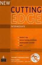 Sarah Cunningham: New Cutting Edge - Intermediate: Teacher's Resource Book