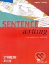 Dorothy E. Zemach: Sentence Writing - Student's Book