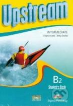 Virginia Evans, Jenny Dooley: Upstream - Intermediate - Student's Book + CD