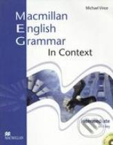 Simon Clarke: Macmillan English Grammar In Context Intermediate Student's Book with Key and CD-ROM