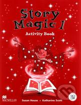 Activity Book: Story Magic 1