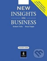 Graham Tullis, Tonya Trappe: New Insights into Business - Teacher's Book