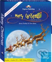 Merry Christmas (Reader, Audio CD, DVD video/DVD-ROM)