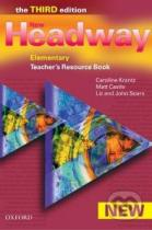 J. Soars, L. Soars: New Headway - Elementary - Teacher's Resource Book