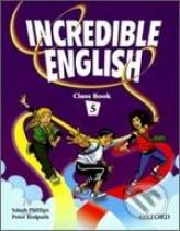 Sarah Phillips: Incredible English 5
