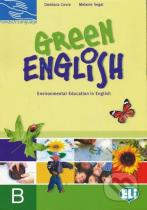 Damiana Covre, Melanie Segal: Green English - Student's book B