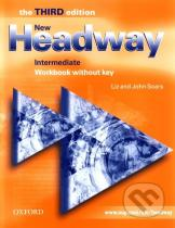 Liz Soars, John Soars: New Headway - Intermediate - Workbook without key