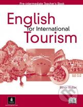 Elinor Ridler: English for International Tourism - Pre-intermediate - Teacher's Book