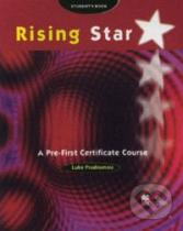 Luke Prodromou: Rising Star - A Pre-First Certificate Course - Student´s Book