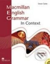 Simon Clarke: Macmillan English Grammar in Context Essential Student's Book with Key and CD-ROM