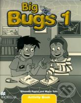 Elisenda Papiol, Maria Toth: Big Bugs 1 - Activity Book