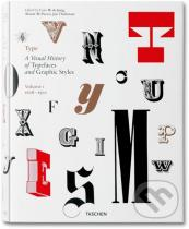 Jan Tholenaar: Type. A Visual History of Typefaces and Graphic Styles, Vol. 1