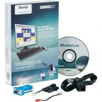 Davis Instruments Software Weather Link (sériový port)