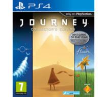 The Journey Collectors edition (PS4)