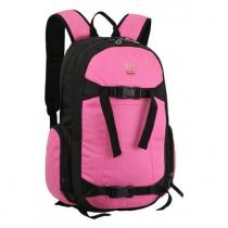 Bagmaster TRINITY Black and Pink Batoh