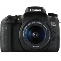 Canon EOS 760D + 18-55 mm EF-S DC III