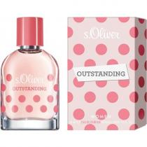 s.Oliver Outstanding Women EDT 50 ml W