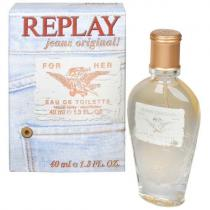 Replay Jeans Original For Her EDT 40 ml W