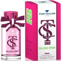 Tom Tailor College Sport EDT 50 ml W
