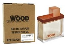 Dsquared2 Wood EdP 100ml Tester W