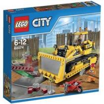 Lego City Demolition 60074 Buldozer