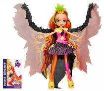 Hasbro My Little Pony EQUESTRIA GIRLS Panenka Sunset Shimmer s křídly