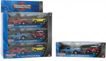 Alltoys CZ Teamsterz city Pick-up Transporter Teamsterz city Pikap pick-up, mini