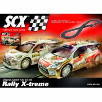 Alltoys Educa Autodráha C2 Rally X-treme 1:32